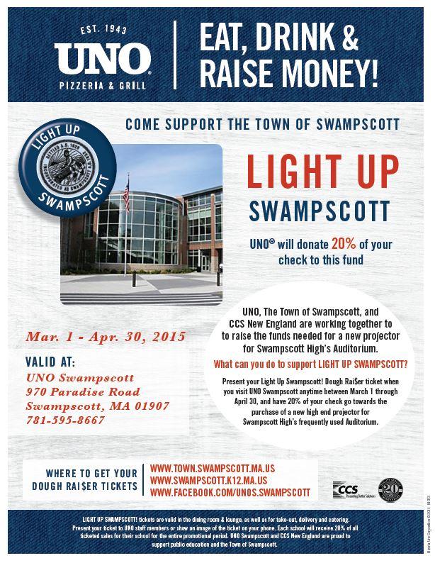 Light Up Swampscott Final Press Release