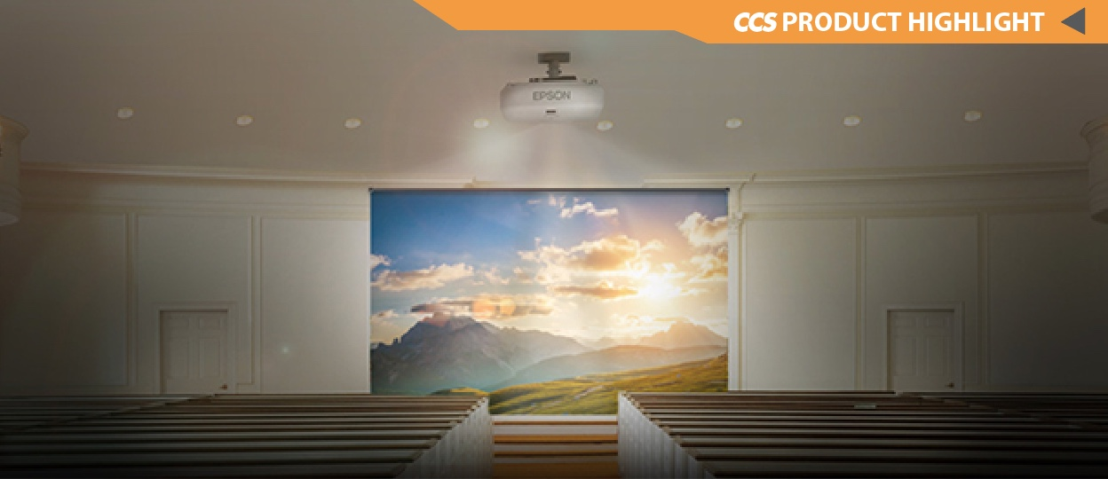 Enhance your services with improved sound and crystal clear visuals.